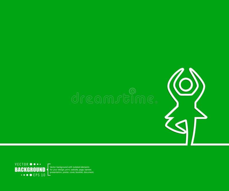 Abstracte Creatieve concepten vectorachtergrond voor Web en Mobiele Toepassingen, het ontwerp van het Illustratiemalplaatje, zake stock illustratie