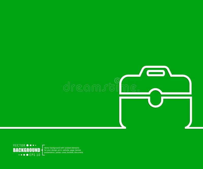 Abstracte Creatieve concepten vectorachtergrond Voor Web en mobiele toepassingen, het ontwerp van het illustratiemalplaatje, zake vector illustratie