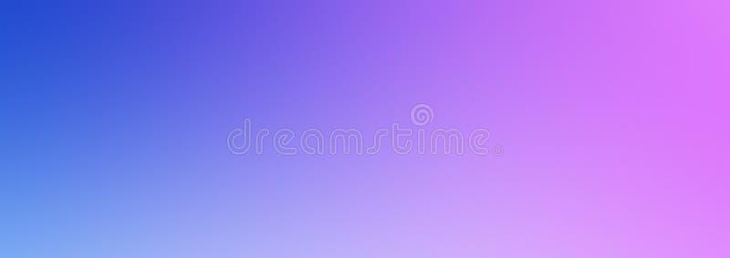 Abstracte de gradiënt van het achtergrond waterverf kleurrijke blauwe purpere violette violaceous rode oranjegele onduidelijke be vector illustratie