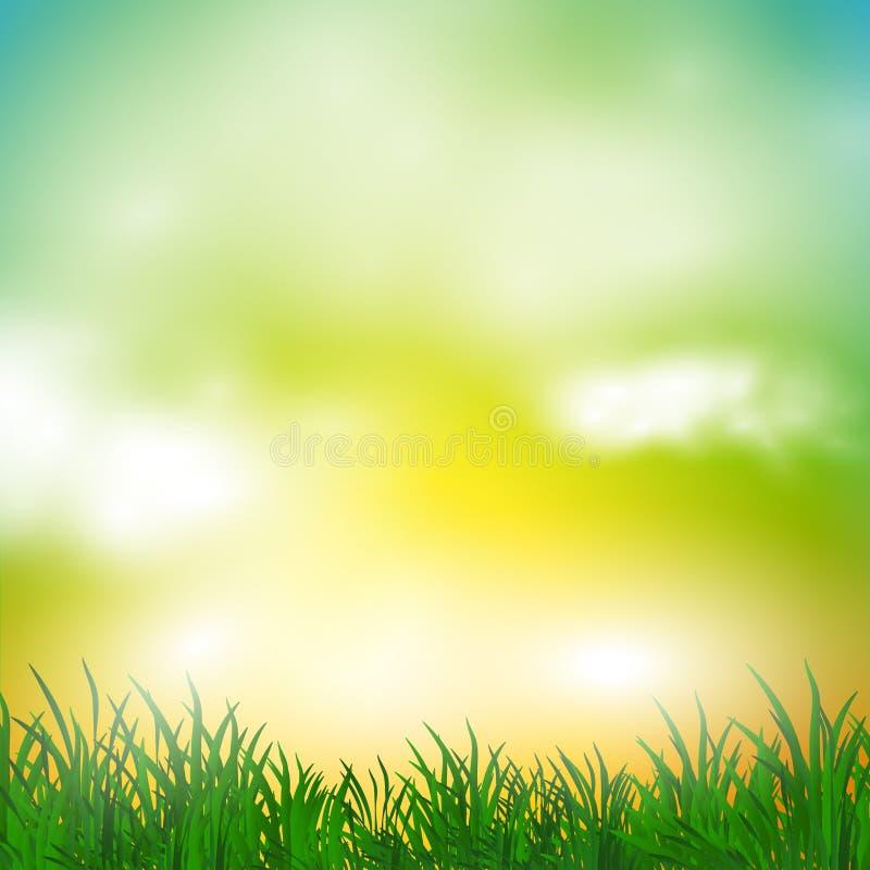 Abstracte de lenteachtergrond stock illustratie