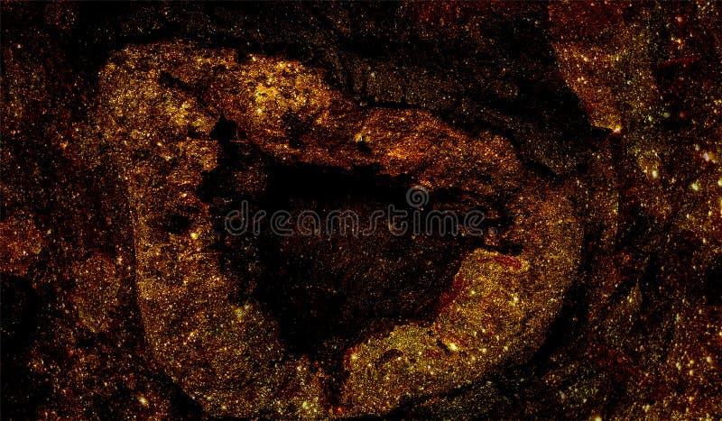 Abstracte in de schaduw gesteld multicolored schittert geweven achtergrond met verlichtingsgevolgen Achtergrond, behang stock afbeelding