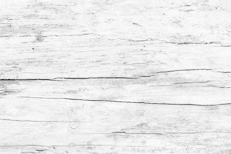 Abstracte de textuurachtergrond van de oppervlakte witte houten lijst Sluit omhoog o stock foto's