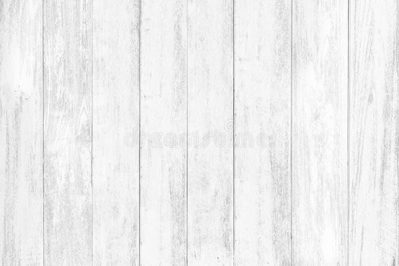 Abstracte de textuurachtergrond van de rustieke oppervlakte witte houten lijst clo royalty-vrije stock afbeeldingen