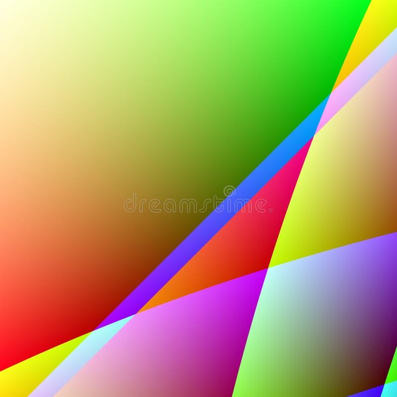 Download Abstracte dekking stock illustratie. Illustratie bestaande uit mozaïek - 287433