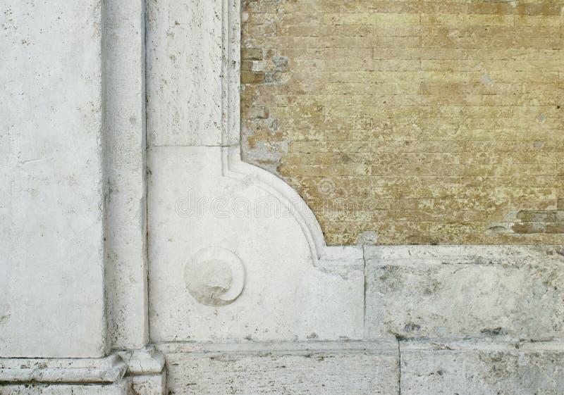 Abstracte detailmuur stock afbeeldingen