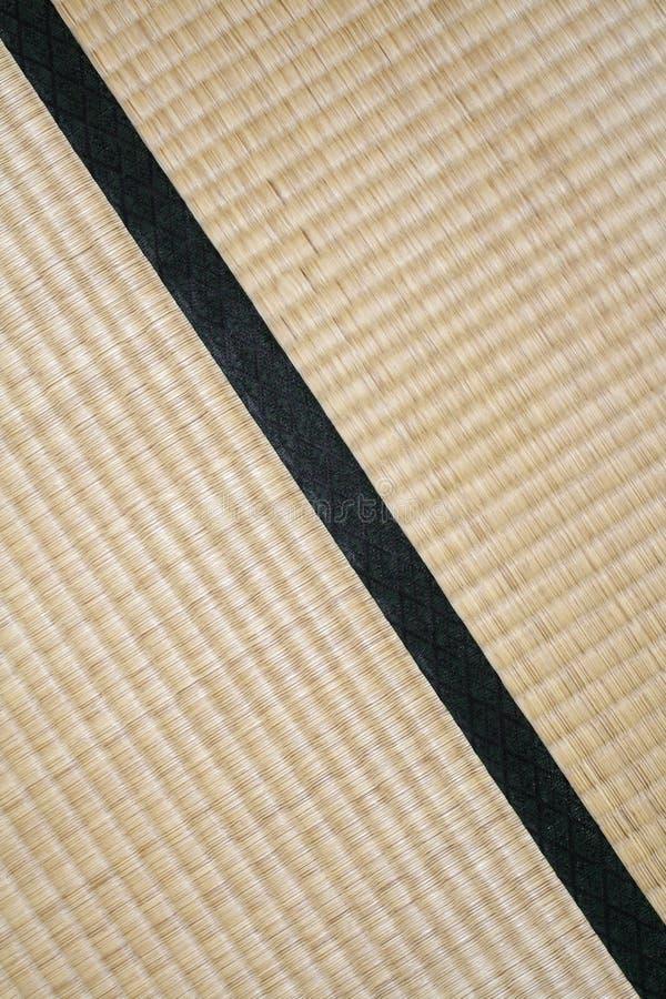 Abstracte diagonale tatami stock foto's