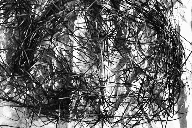 Abstracte document achtergrond 02 stock foto's