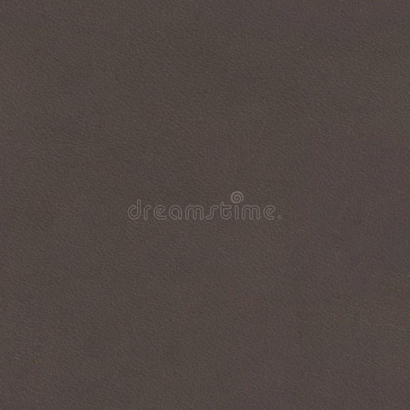 Abstracte donkere bruine leertextuur De naadloze vierkante achtergrond, betegelt klaar royalty-vrije stock fotografie