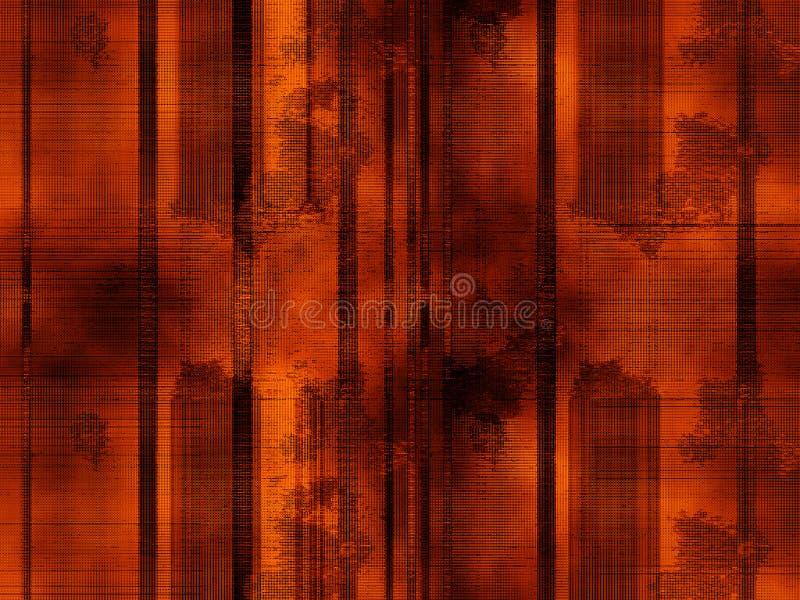 Abstracte Donkere Versie Als Achtergrond Stock Afbeelding