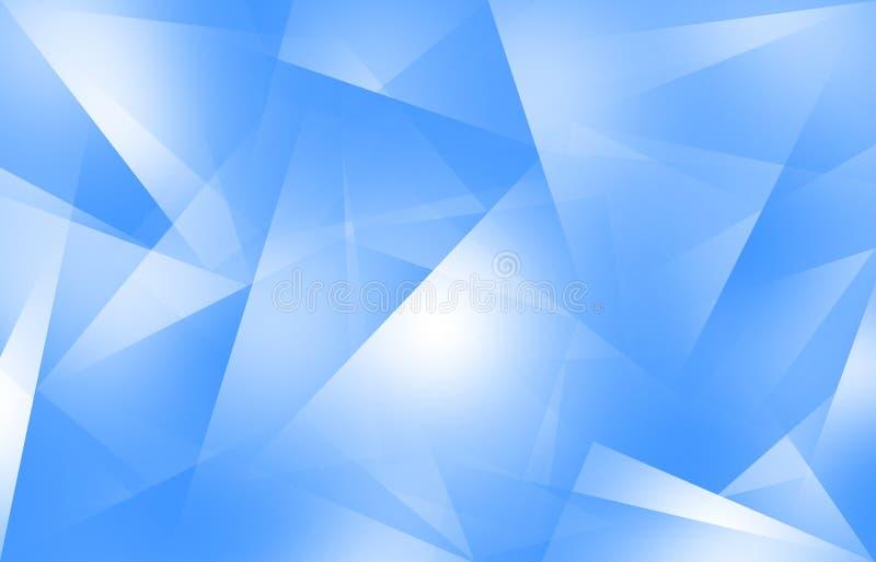 Abstracte driehoek royalty-vrije stock fotografie