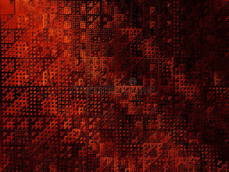 Abstracte Driehoeken Als Achtergrond III Royalty-vrije Stock Afbeeldingen
