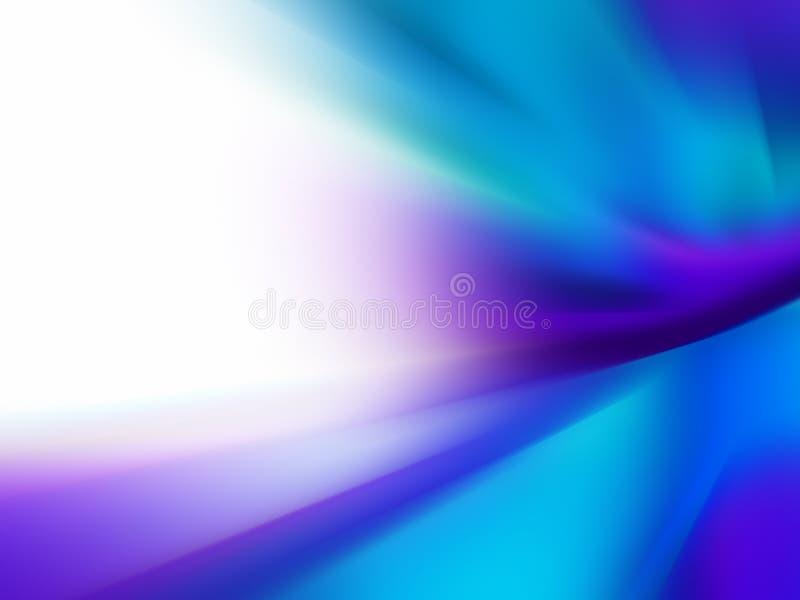 Abstracte elegantie, kleurrijke achtergrond stock illustratie