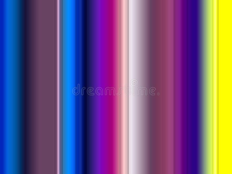 Abstracte fosforescerende het fonkelen kleuren, lijnen, fonkelende achtergrond, grafiek, abstracte achtergrond en textuur stock illustratie