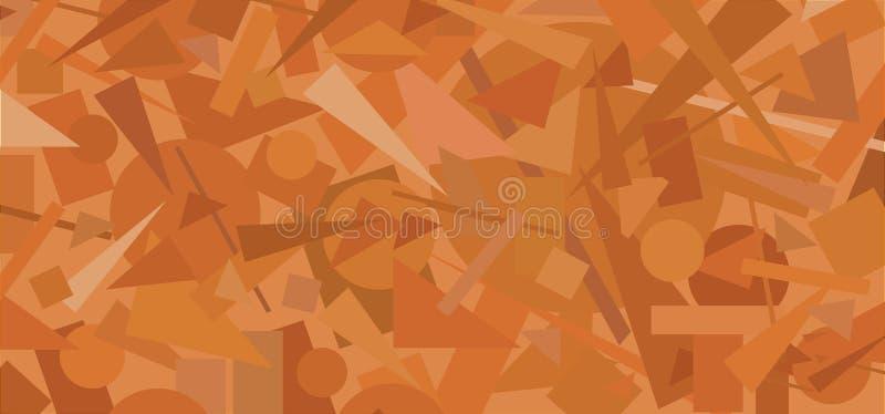 Download Abstracte Futuristische VectorTextuur Vector Illustratie - Illustratie bestaande uit cijfer, kruis: 29502239