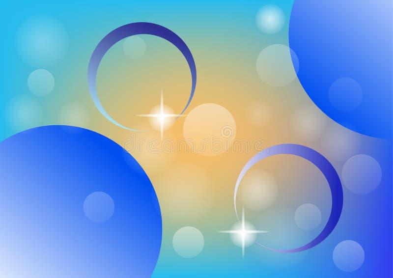 Abstracte gekleurde achtergrond van zacht vector illustratie