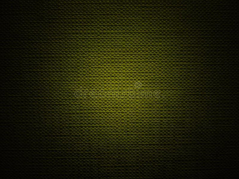 Abstracte gele en zwarte achtergronddocument textuur stock foto's