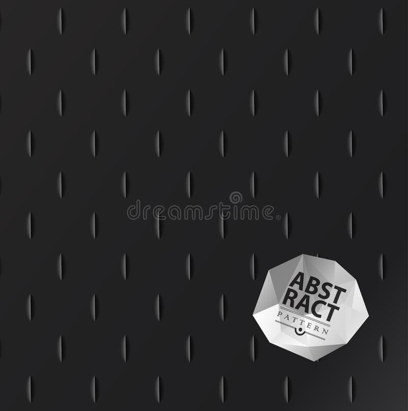 Abstracte geometrisch vector illustratie