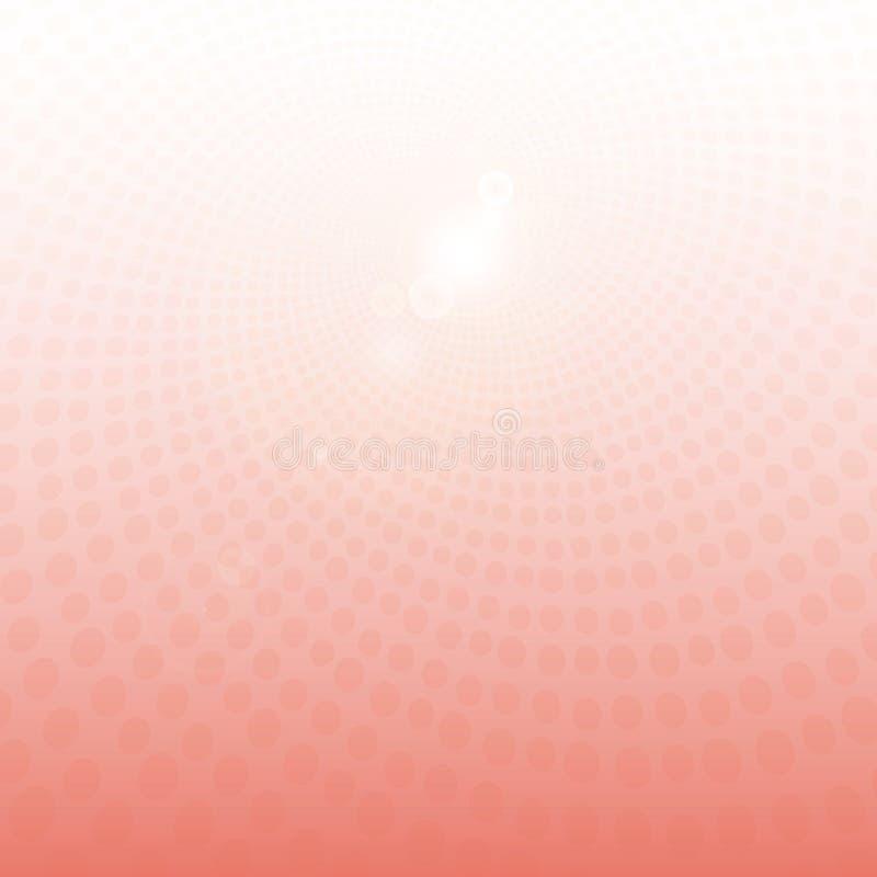 Abstracte geometrisch Ideaal voor de artistieke conceptenwerken, dekkingsontwerpen De vlotte vector van draai lichte lijnen stock illustratie