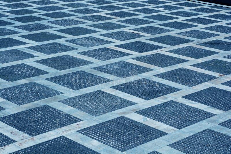 Abstracte geometrische achtergrond van Steen het bedekken textuur royalty-vrije stock fotografie