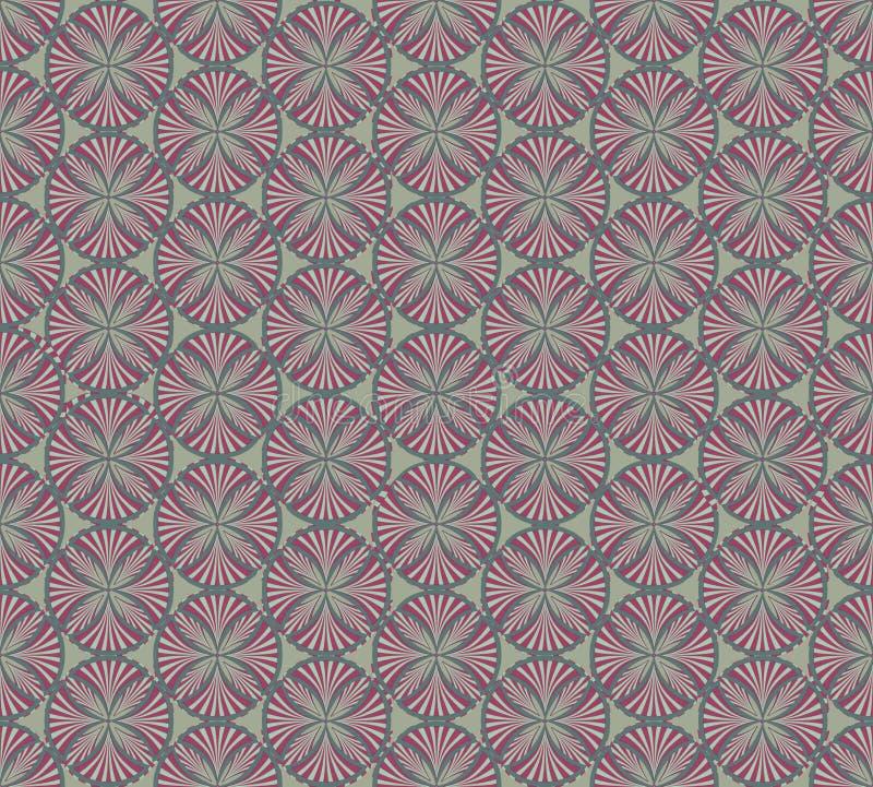 Download Abstracte Geometrische Naadloze Textuur Vector Illustratie - Illustratie bestaande uit decoratie, delphinium: 29501018