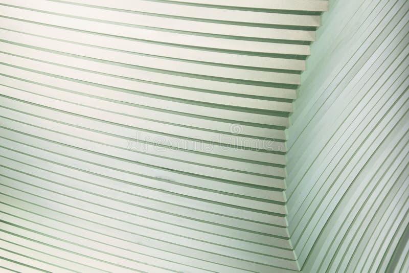 Abstracte gestreepte textuurachtergrond Bebouwd Schot van Plastic Comit?s royalty-vrije stock foto