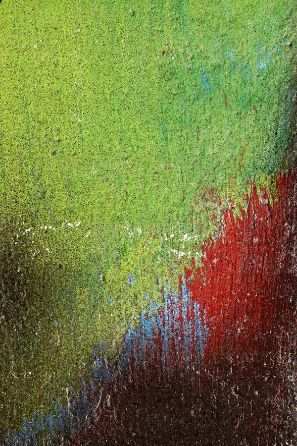 Abstracte geweven veelkleurige achtergrond - grungy metaal - dicht u royalty-vrije stock afbeeldingen