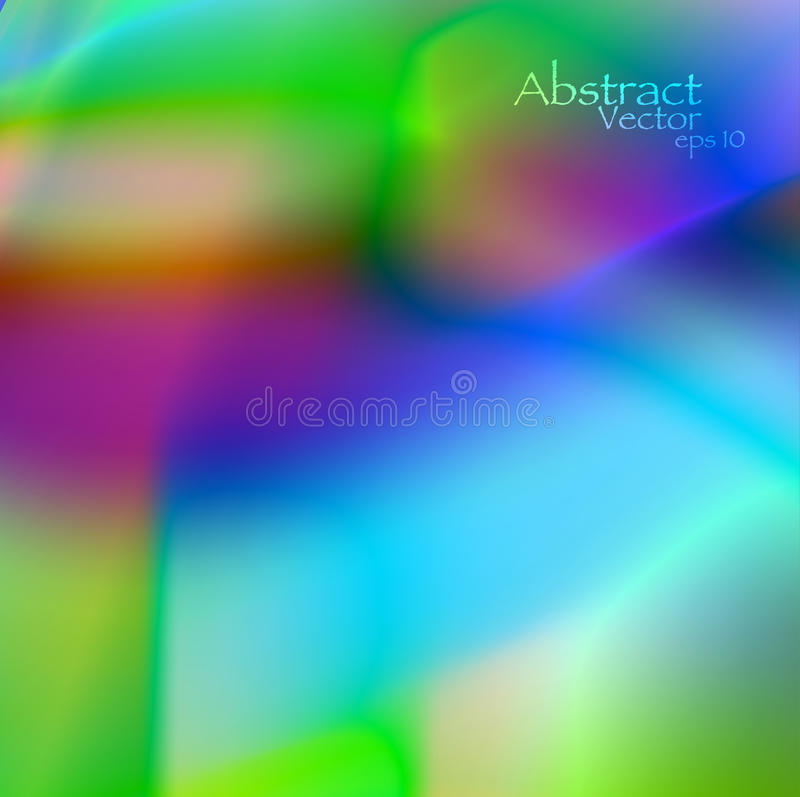 Abstracte golvende achtergrond eps10 stock foto