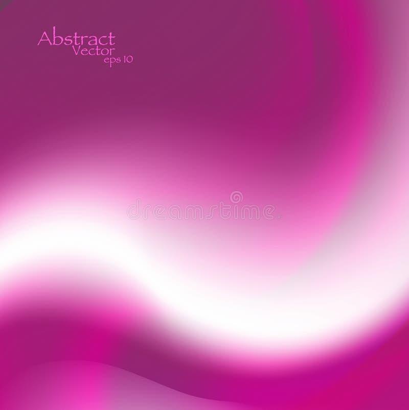 Abstracte golvende achtergrond eps10 stock fotografie