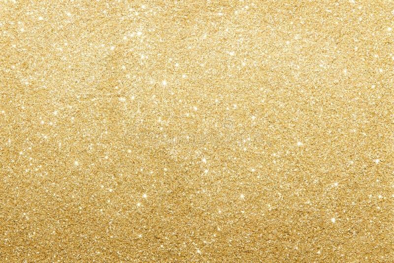 Abstracte gouden achtergrond stock fotografie