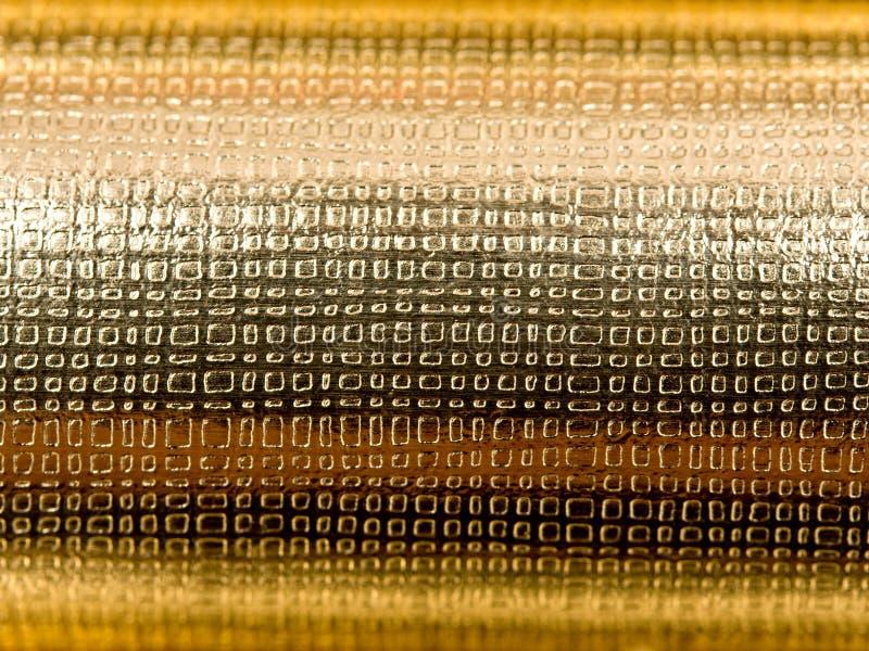 Abstracte gouden textuur royalty-vrije stock foto