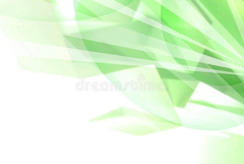 Abstracte green.color concepten als achtergrond vector illustratie