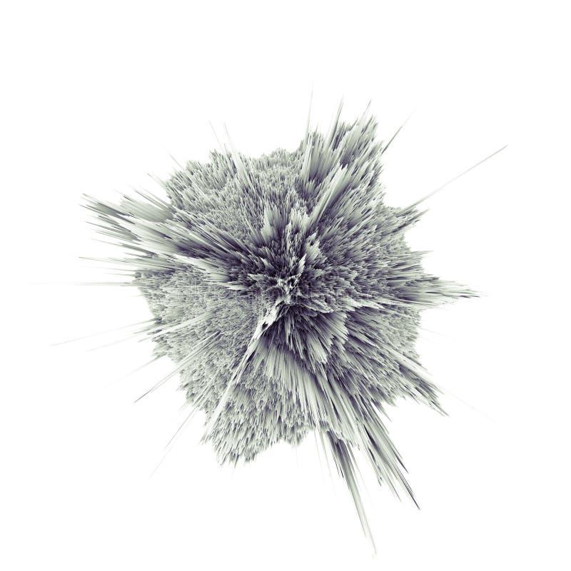 Abstracte grijze gekleurde achtergrond Coral Texture Close-up, hurenillustratie voor uw brochure, vlieger, bannerontwerpen en and vector illustratie