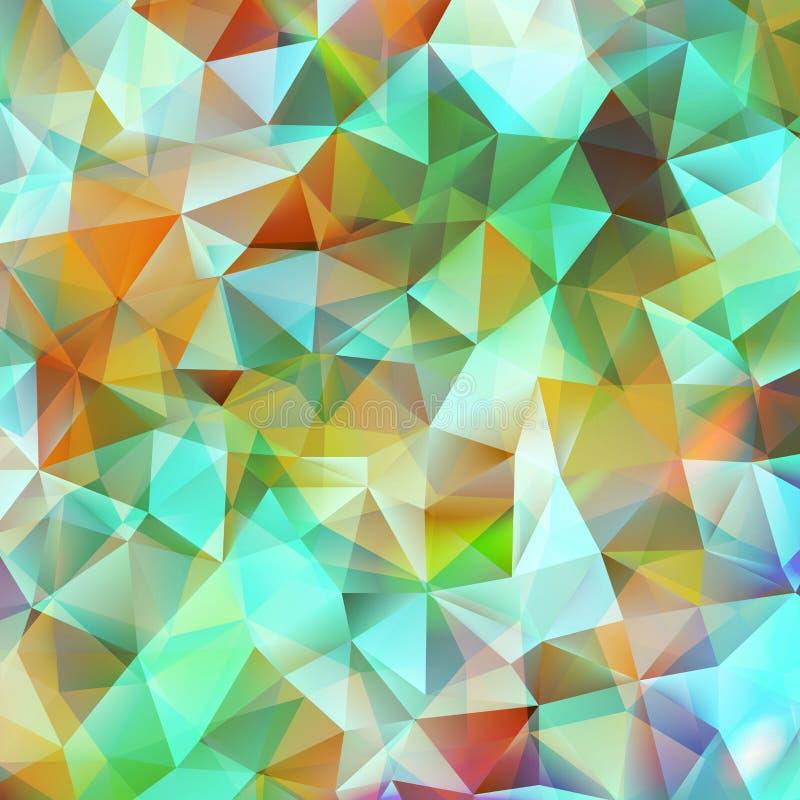 Download Abstracte groen en roze. vector illustratie. Illustratie bestaande uit dynamisch - 39118306