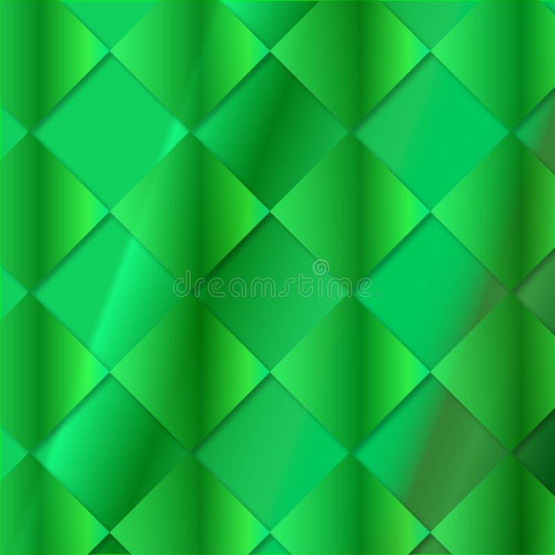 Abstracte Groene Achtergrond nieuwe en zeer mooie Behang gele kleur, Bannerontwerp, Vorm van geometrische benoeming stock foto's