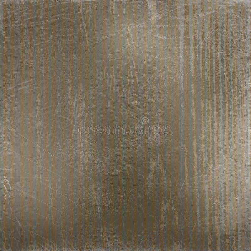 Abstracte grungeachtergrond. Sjofele achtergrond royalty-vrije illustratie