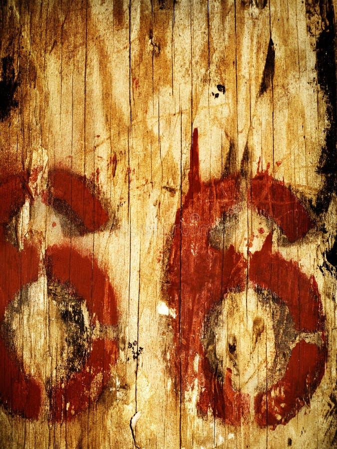 Abstracte grungetextuur royalty-vrije stock afbeelding
