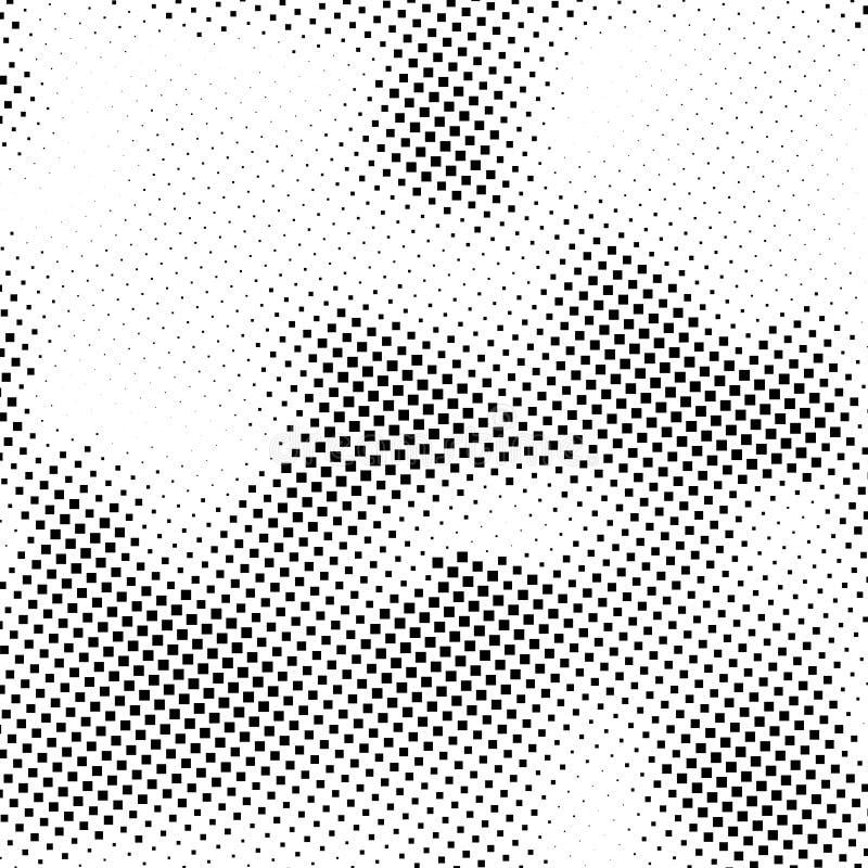 Abstracte halftone textuur Vector minimalism vector illustratie