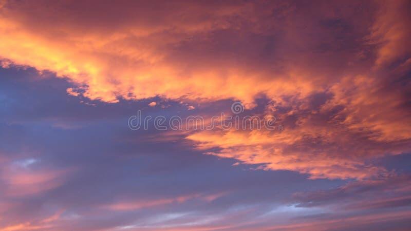 Abstracte hemel stock afbeeldingen