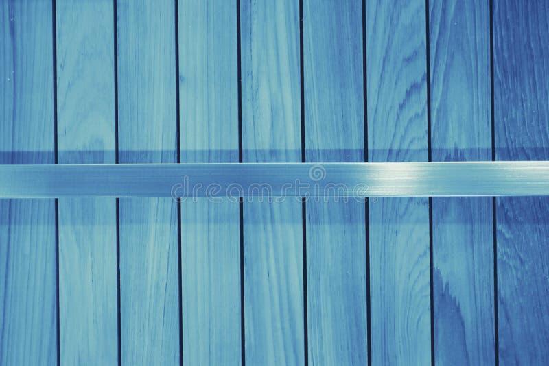 Abstracte houten lat royalty-vrije stock afbeelding