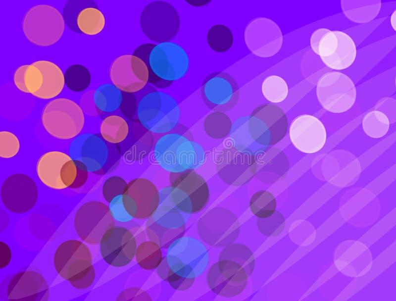 Abstracte ideebehang en banner met textuur stock illustratie