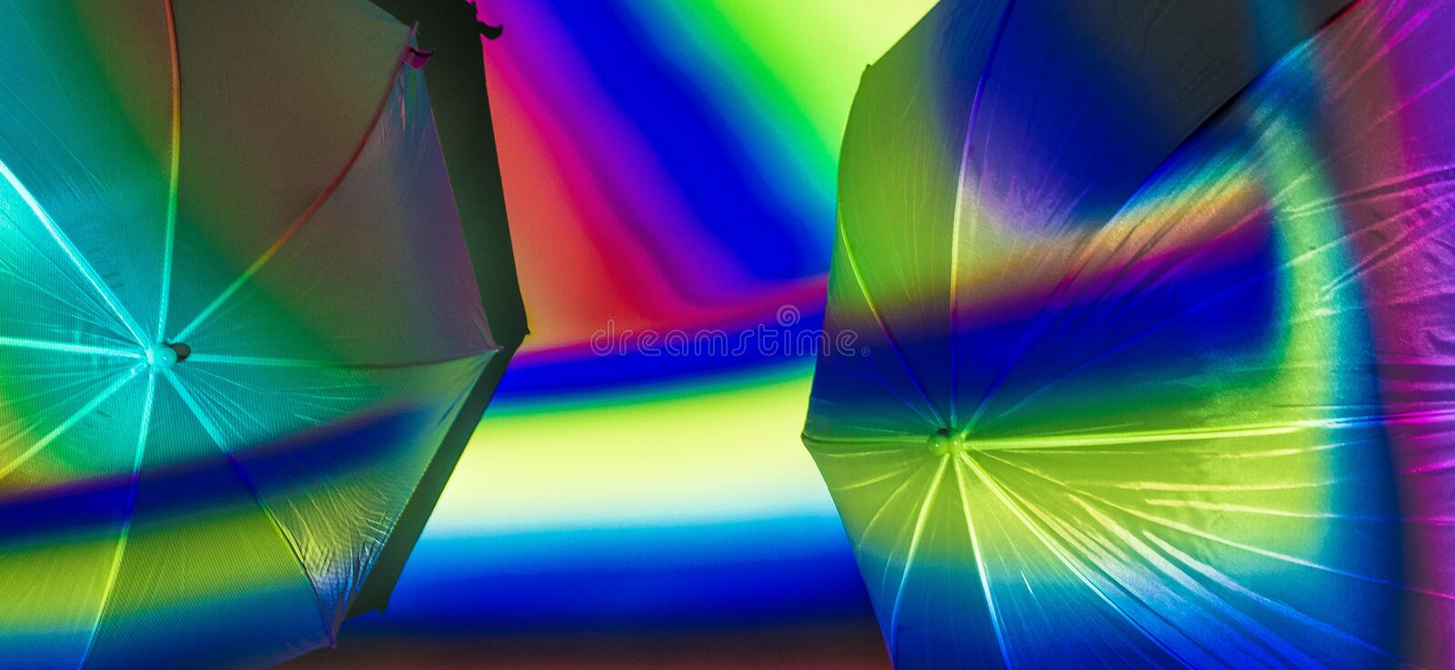 Abstracte Inzameling stock foto
