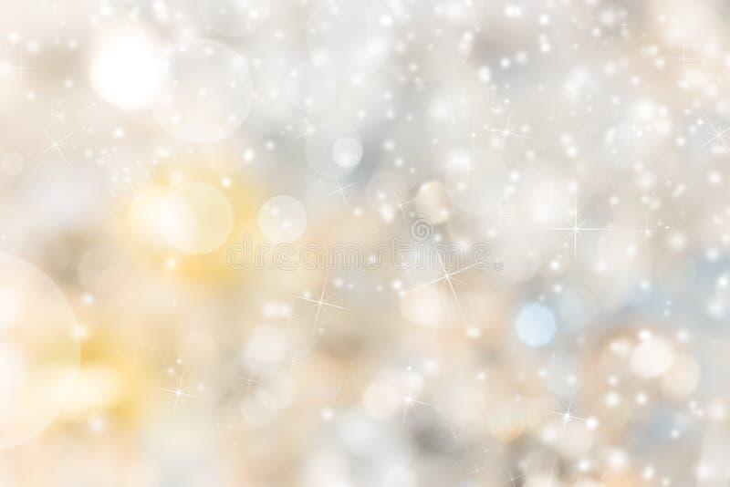 Abstracte Kerstmisachtergrond vector illustratie
