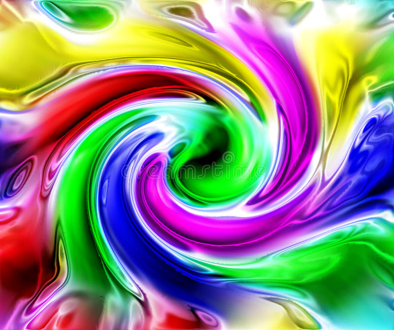 Download Abstracte Kleurenachtergrond Stock Illustratie - Illustratie bestaande uit licht, ontwerp: 10777210