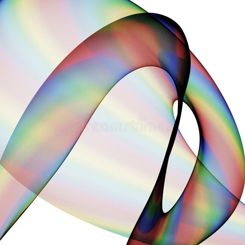 Abstracte kleurenvormen vector illustratie