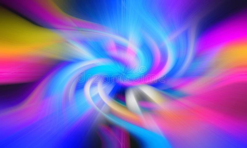 Abstracte kleurrijke achtergrond, het effect van de agaatsteen en natuurlijke luxe stock afbeelding
