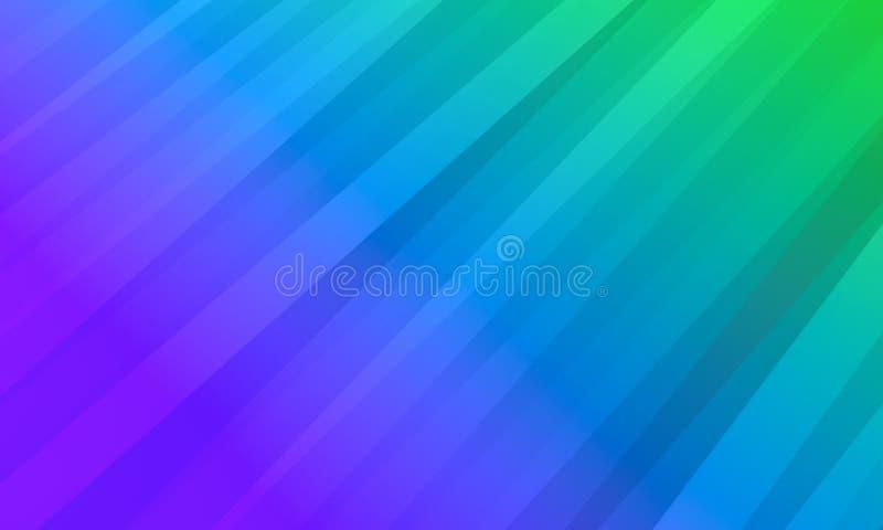 Abstracte kleurrijke gradiëntachtergrond Eenvoudig Creatief Ontwerp voor u Project royalty-vrije stock afbeeldingen