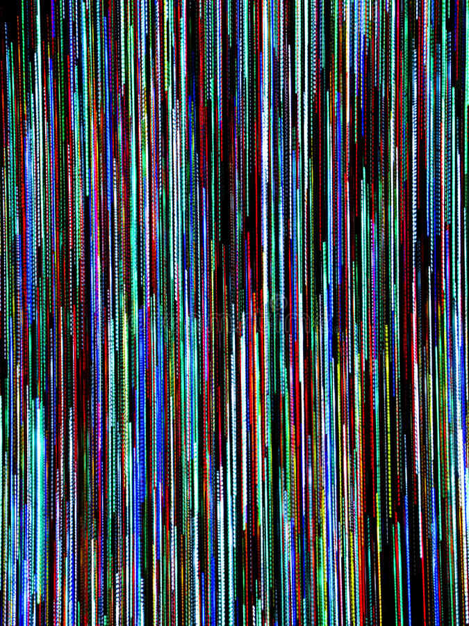 Abstracte kleurrijke lichten royalty-vrije stock foto's