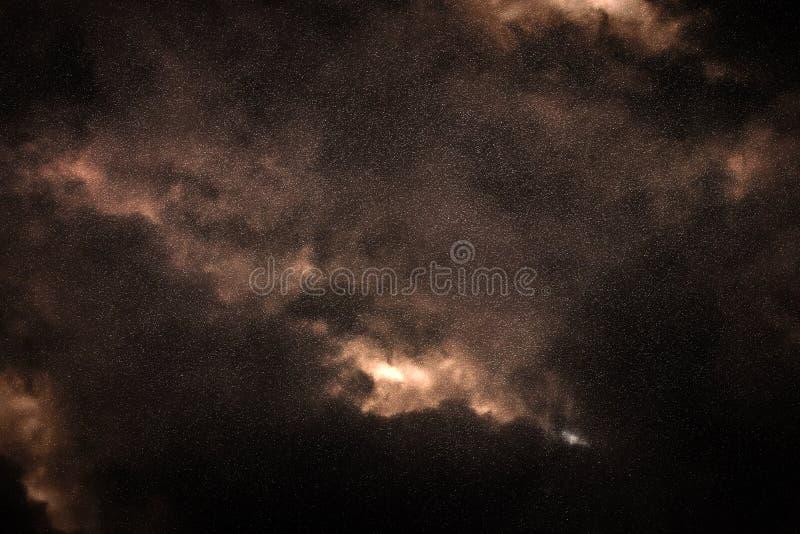 Abstracte kosmische ruimte royalty-vrije stock foto's