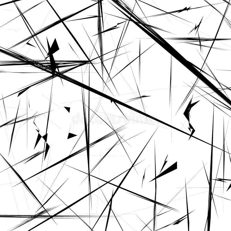 Abstracte kunst aan gebruik als geometrische patronen, achtergronden, texturen vector illustratie