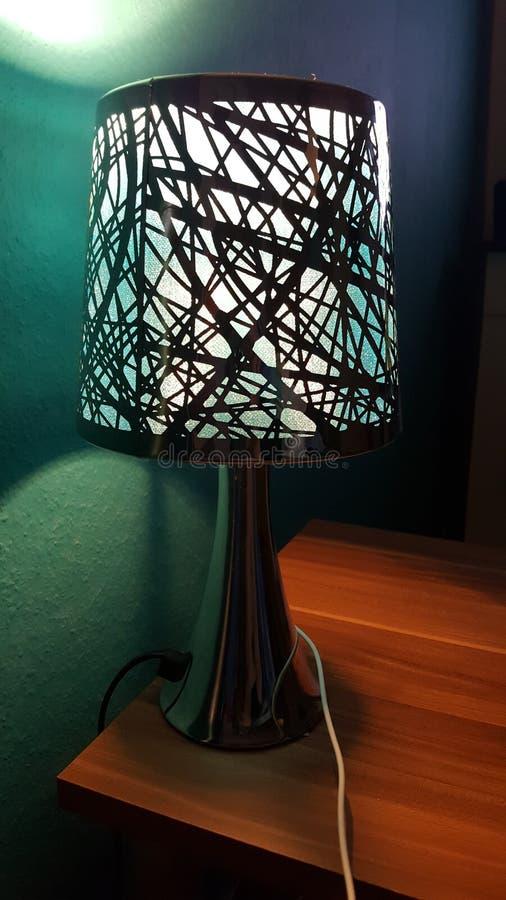 Abstracte Lamp royalty-vrije stock afbeeldingen